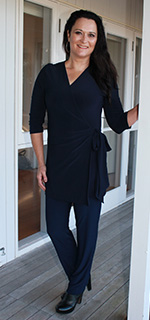 Wrap Tunic SALE